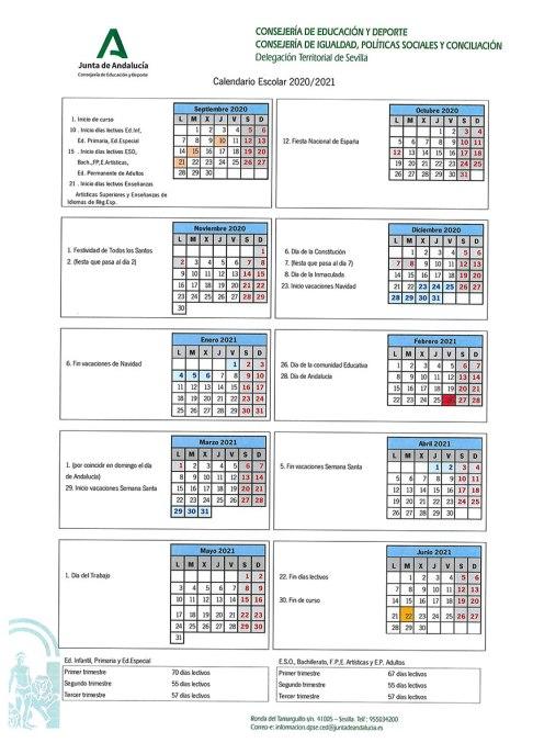Calendario-escolar-curso-2020-21